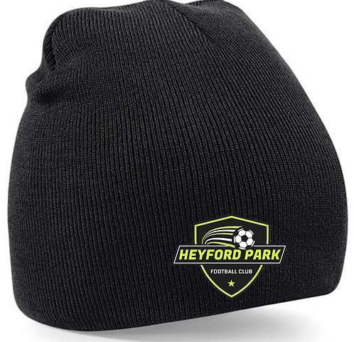 Heyford Park FC Beanie