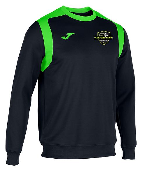 Senior Heyford Park FC Champion Sweatshirt