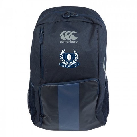 Oxford Brookes WRFC Training Backpack