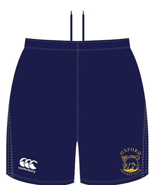 Oxford Cricket Club Women's Club Short