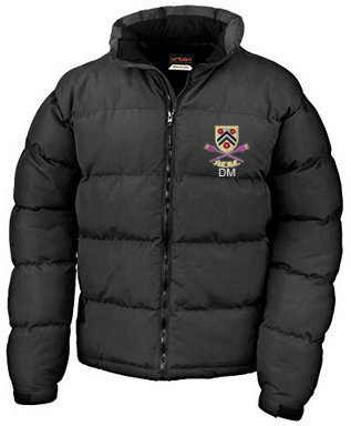 LADIES New College Boat Club Puffa