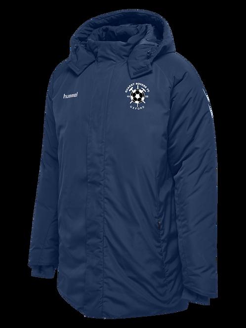 Quarry Coaches Bench Jacket