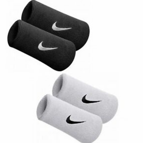 Nike Swoosh Double Wrist Bands