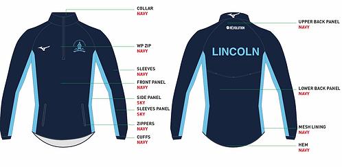 Lincoln College Splash Jacket