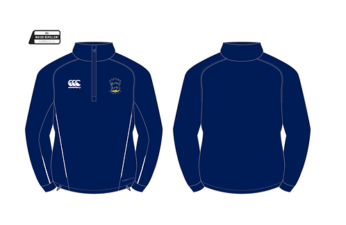 Oxford Cricket Club Junior Quarter Zip Midlayer