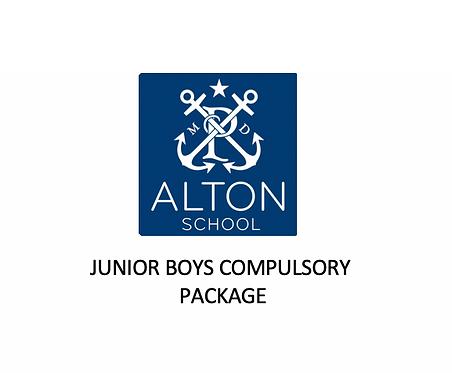 Junior Boys Compulsory Package