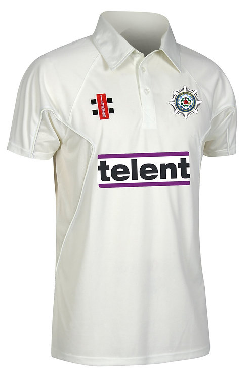UK Fire Service Cricket Short Sleeve Playing Shirt