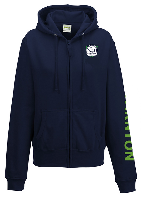 Yarnton Netball Club Full Zip Hoodie