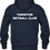 Thumbnail: Yarnton Netball Club Full Zip Hoodie