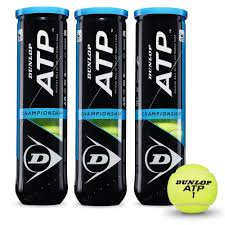 Dunlop ATP Tour 4 Ball Tube