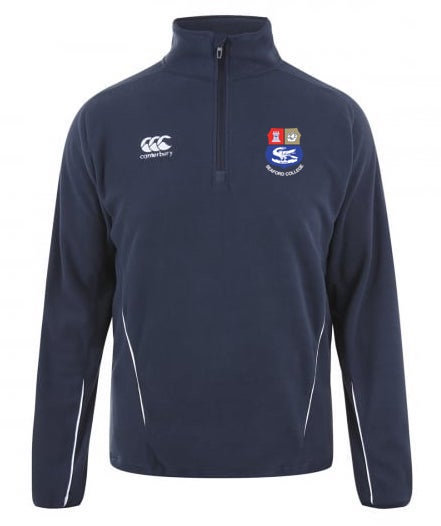 Seaford College Staff Team 1/4 Zip Fleece