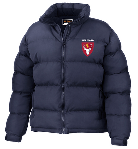 LADIES Hertford College Puffa