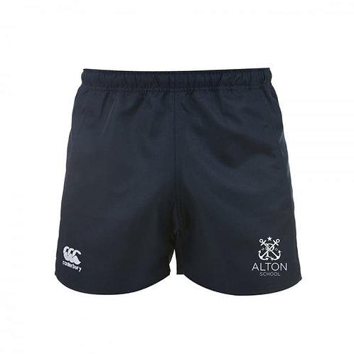 Alton Team Navy Rugby Short