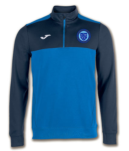 Cumnor Minors Winner 1/4 Zip Top