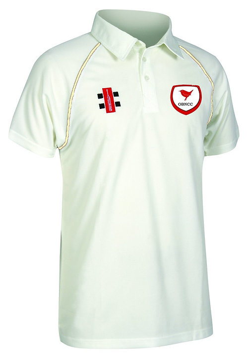 Junior Club Cricket Playing Shirt