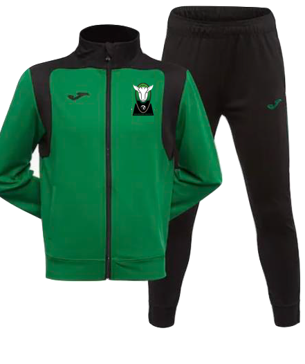 Junior KYFC Players Tracksuit Top and Bottom (SET)