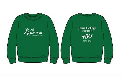Jesus College 450th Anniversary Sweatshirt