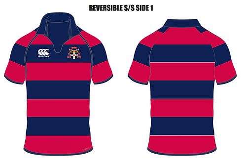 Christ Church Cathedral School Reversible Games Top