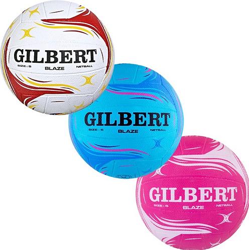Gilbert Blaze Netball