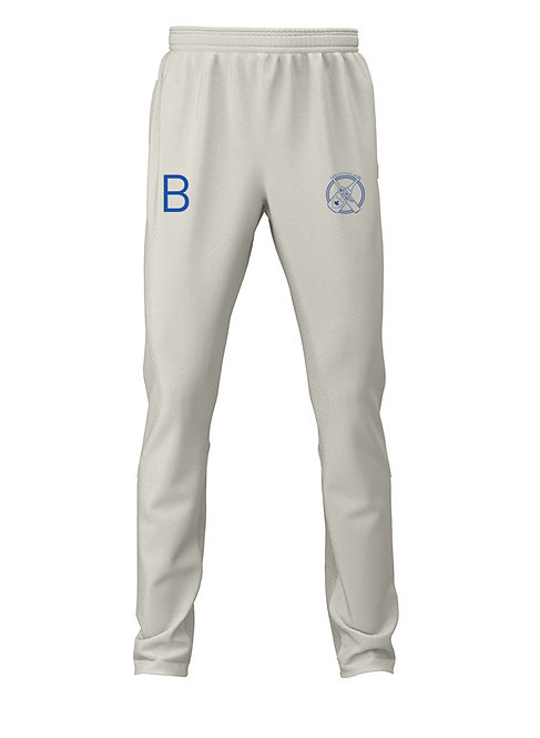 Bacchus Cricket Club Trouser