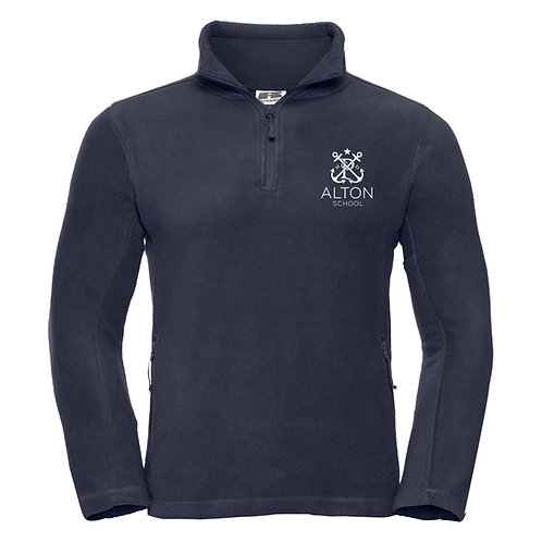 Alton School Alternative Quarter Zip Fleece