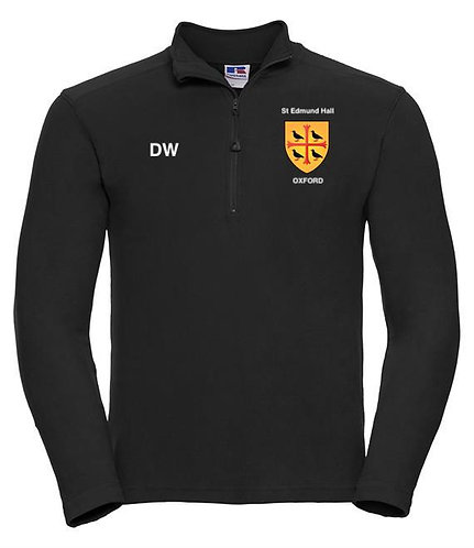 St Edmund Hall Quarter Zip Fleece