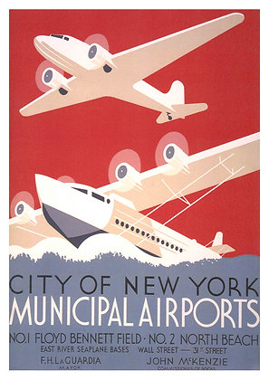 American Travel Advertisement