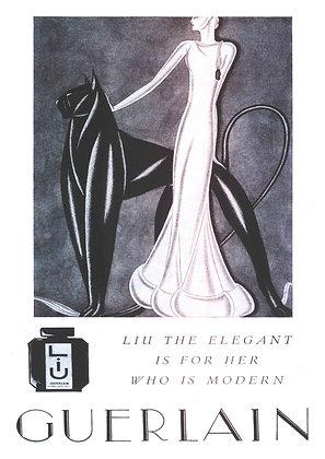 French Magazine Advertisement