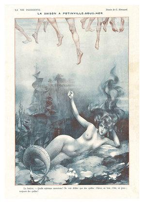 French Magazine Image