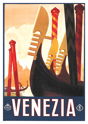 Italian Travel Advertisement