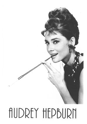 Audrey Hepburn Publicity Photo