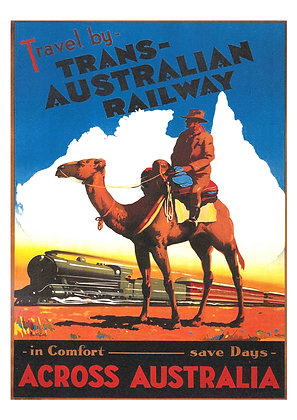 Australian Travel Advertisement