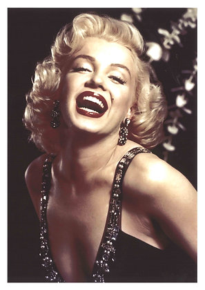 Marilyn Monroe Publicity Photo
