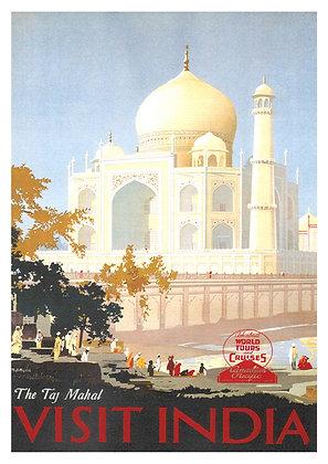 British Travel Advertisement