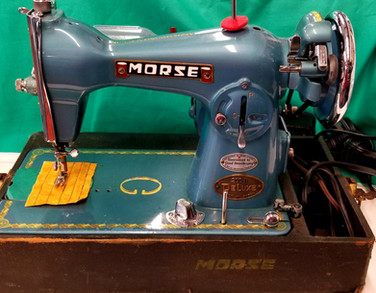 $200 - Morse Deluxe (Singer 15 clone)