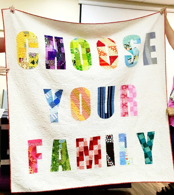 Quilts That Change Lives