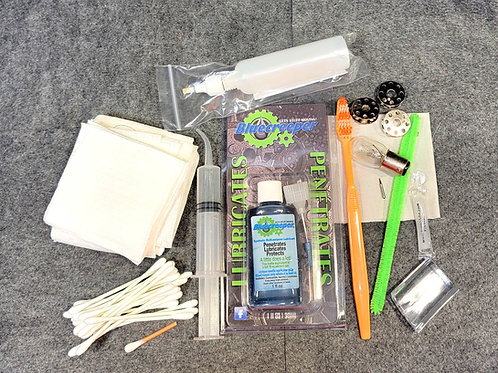 The Featherweight Basic Service Kit