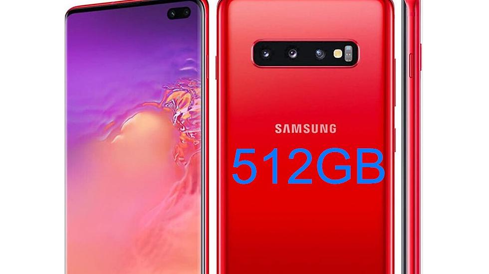 Samsung Galaxy S10+ S10 Plus G9750 Dual Sim 512GB ROM