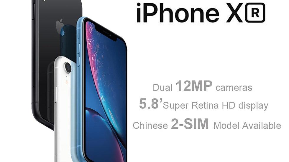 """Original New Apple iPhone XR 6.1"""" Liquid Retina All Screen"""