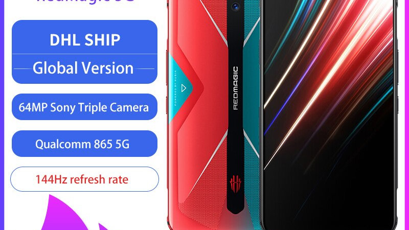 Global Version Nubia Red Magic 5G
