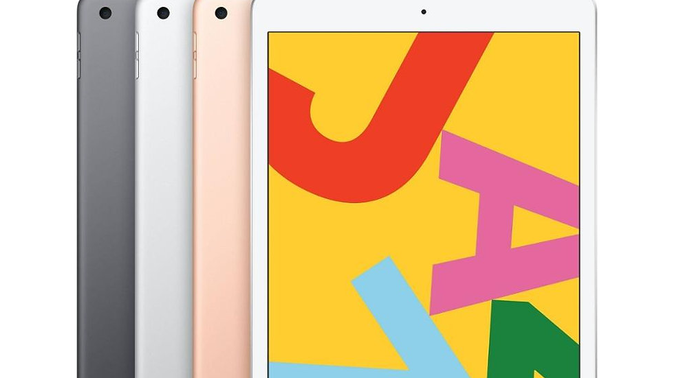 "New Original Apple iPad 2019 7th Gen. 10.2"" Retina"