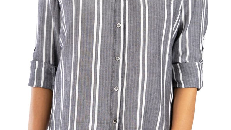 Kut From The Kloth Stripe Blouse