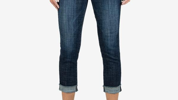 Amy Crop Straight Leg