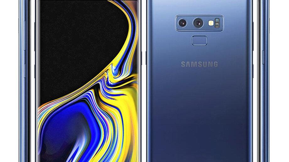 Samsung Galaxy Note9 N9600 Dual Sim Unlocked LTE