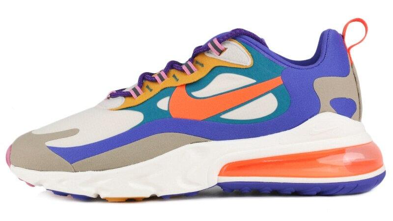 Original New Arrival  NIKE AIR MAX 270 REACT GEL3 Men's Running Shoes Sneakers