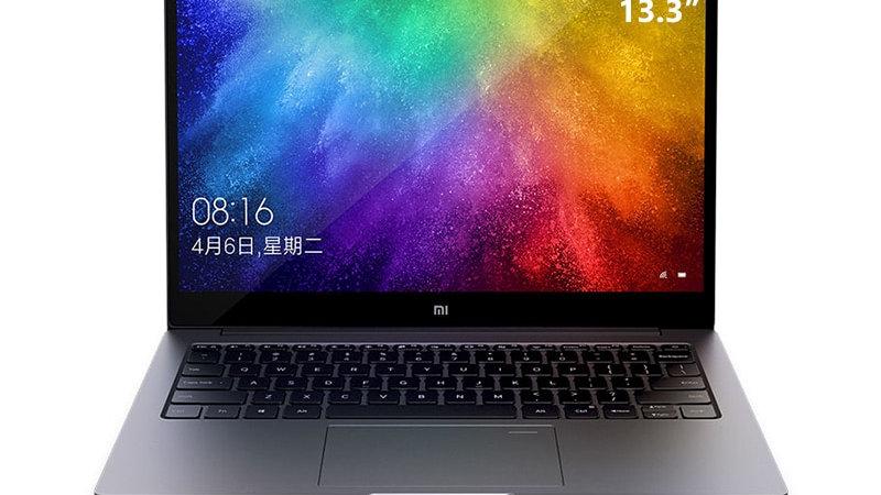 Original Xiaomi Laptop Air 13.3 Inch Inter 8th Quad Core