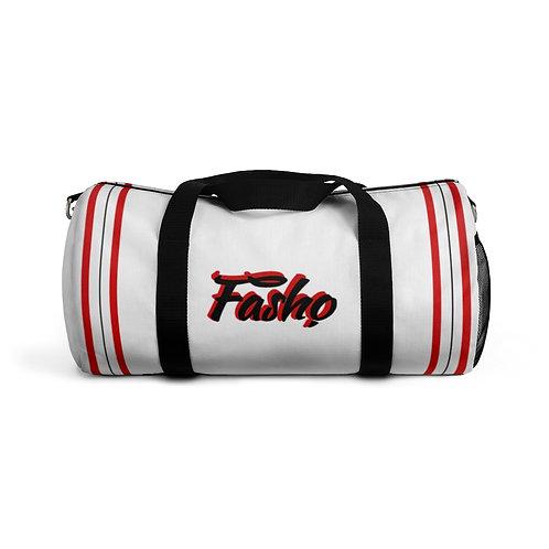 Red Fasho Duffel Bag