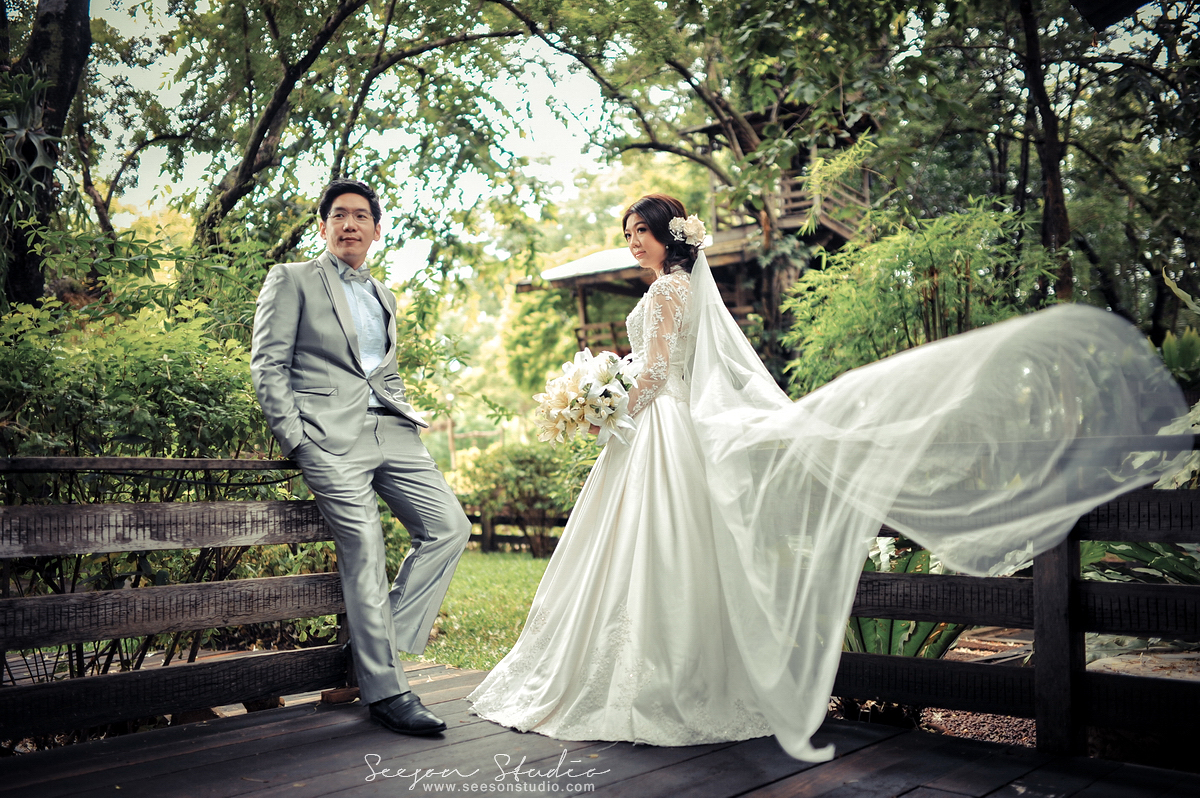 Supanniga Home Khon Kaen Pre Wedding