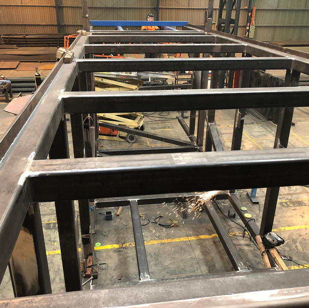 Fabrication inspection