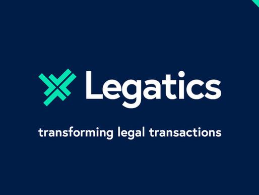 Legatics announces bold new rebrand